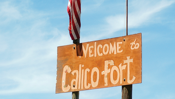 One of the oldest, largest and most popular arts and crafts fairs in the south will be held for the 42nd time April 13-14 at Calico Fort in Fort Deposit.  (File Photo)