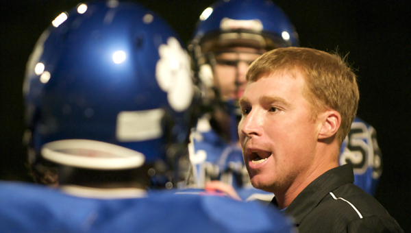 Georgiana School head coach David Watts Watts said that he tendered his resignation on Thursday. He had served as the Panthers' head coach for two seasons. During that time his teams compiled a 3-17 mark.