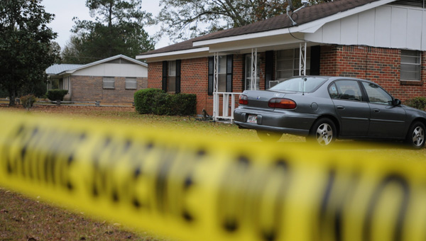 On Wednesday, District Court Judge McDonald Russell found during a preliminary hearing that authorities had probable cause to charge Shawn McClain, 27, with the murder of Dorothy Leatherwood, who was found stabbed to death in her home on Wise Street on Nov. 14, 2012. (File Photo)