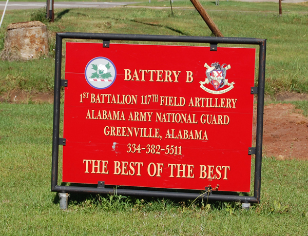 City officials have paid Boyd Foster nearly $2,000 to survey the site of the Alabama National Guard's Fort Robert E. Steiner as a precursor to swapping property with the National Guard. (File Photo)