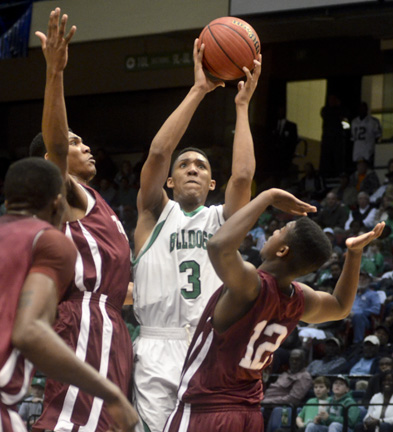 Wesley Person Jr. led Brantley with 22 points.