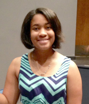 Naareh Cooke plans to study occupational therapy at Troy University. (Submitted Photo)