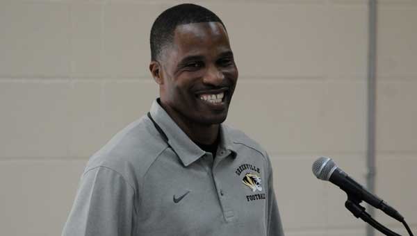 First-year Greenville head coach Patrick Plott highlights his plans for the 2014 fall season.