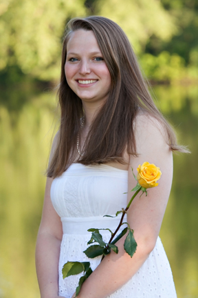 Fort Dale Academy senior Kathryn McGowin is one of eight seniors competing for the title of Butler County's Distinguished Young Woman. This year's competition will be held at 7 p.m. Saturday at the Ritz Theatre in Greenville. The doors will open at 6:30 p.m. (Courtesy Photo)