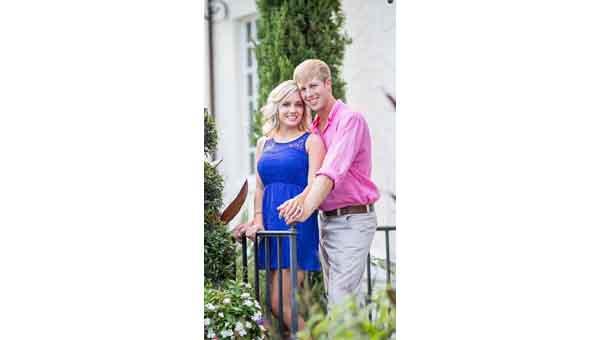 Kimberly Lynn Teel and Zachary Todd Johnson CONTRIBUTED PHOTO