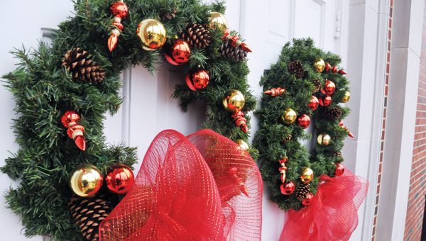 Local pastors said the meaning of Christmas is all about the birth of Jesus Christ. |                            ADVOCATE STAFF / ANDREW GARNER