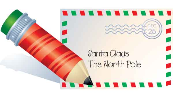 LETTERS TO SANTA web