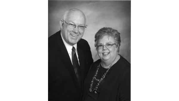 Ed and Mary Ann Smith SUBMITTED PHOTO