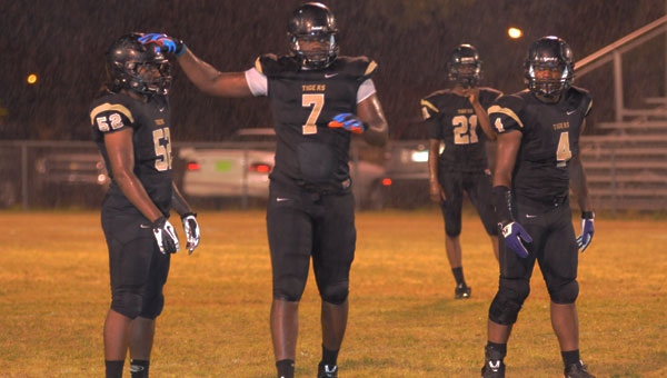 Defensive end Marlon Davidson left the Greenville Tigers for Carver last summer, where he recorded 69 tackles and nine sacks last season.  Davidson will return this fall to the Tigers' defensive line.