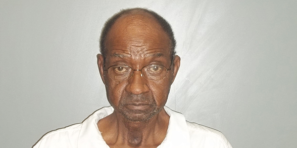 Willie J Scott was charged with murder early Friday in the stabbing death of his girlfriend. Scott, 70, of 268 Perrywood Road, was being held in the Pike County Jail on a $50,000 bond. SUBMITTED PHOTO