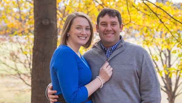 Kristin Leigh Cullen and Houston Floyd Lester will wed in May. CONTRIBUTED PHOTO