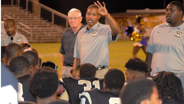Greenville head football coach Patrick Plott resigned Wednesday.  Plott will be heading to Auburn High School, where he will serve as an assistant coach beginning on April 6.