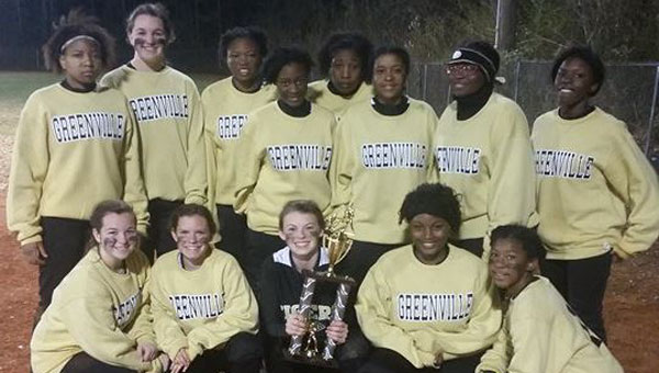 The Greenville junior varsity softball team finished in second place after a grueling 12-hour gauntlet with only one break in between games.
