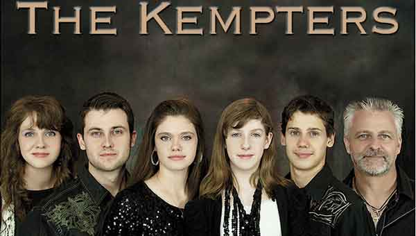 The Kempters will perform Saturday at Luverne United Methodist's Dei Center.