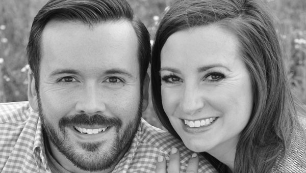 Miss Lindsay Kathleen Johnson and Mr. Matthew Adam Parriott