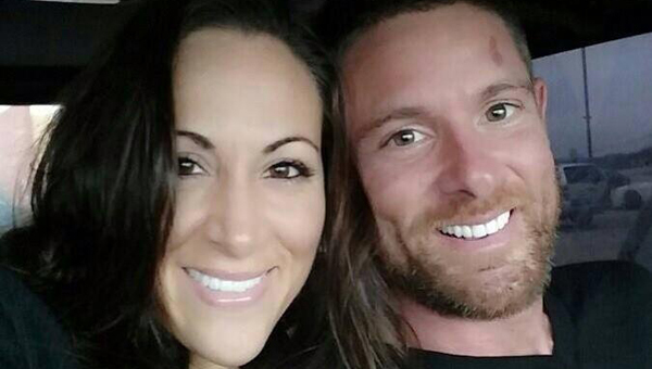 Highland Home native Jamie Boyd appeared on this week's episode of Dancing with the Stars where she surprised her boyfriend, Noah Galloway, a contestant on the show. (Courtesy Photo)