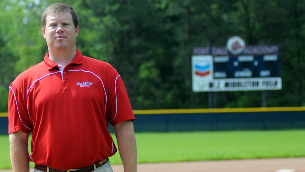Fort Dale alumnus and former baseball standout Marshall Watts has been named head baseball coach at Fort Dale Academy.