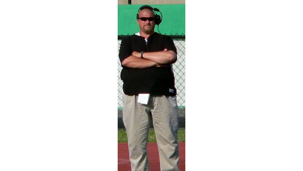 Gregg Baker has been hired as head coach of the Highland Home Flying Squadron. CONTRIBUTED PHOTO