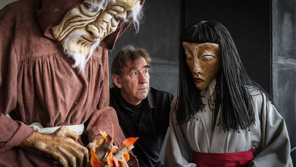 Puppeteer and mask artist Doug Berky will perform at the Greenville-Butler County Public Library July 1 at 2 p.m. Admission is free. (Courtesy Photo)