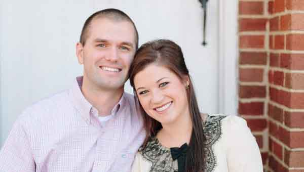CONTRIBUTED PHOTO Matthew Hilburn and Anna Snellgrove will wed June 27.