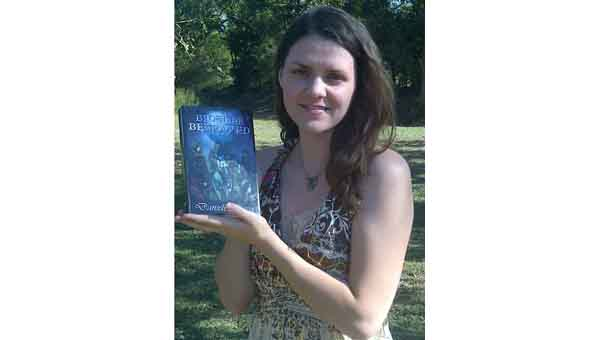 CONTRIBUTED PHOTO  Goshen Author Danielle Raver will sign books at Luverne Public Library on Wednesday, July 8.