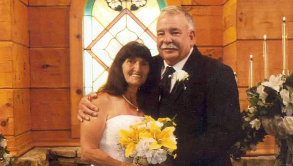 David Anderson Crenshaw Jr. and Shirley Ann Thomas