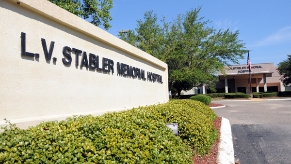 L.V. Stabler Memorial Hospital is one of 38 hospitals that will become a part of Quorum Health Corporation. The transaction is expected to be completed in the first quarter of 2016. (Advocate Staff/Andy Brown)
