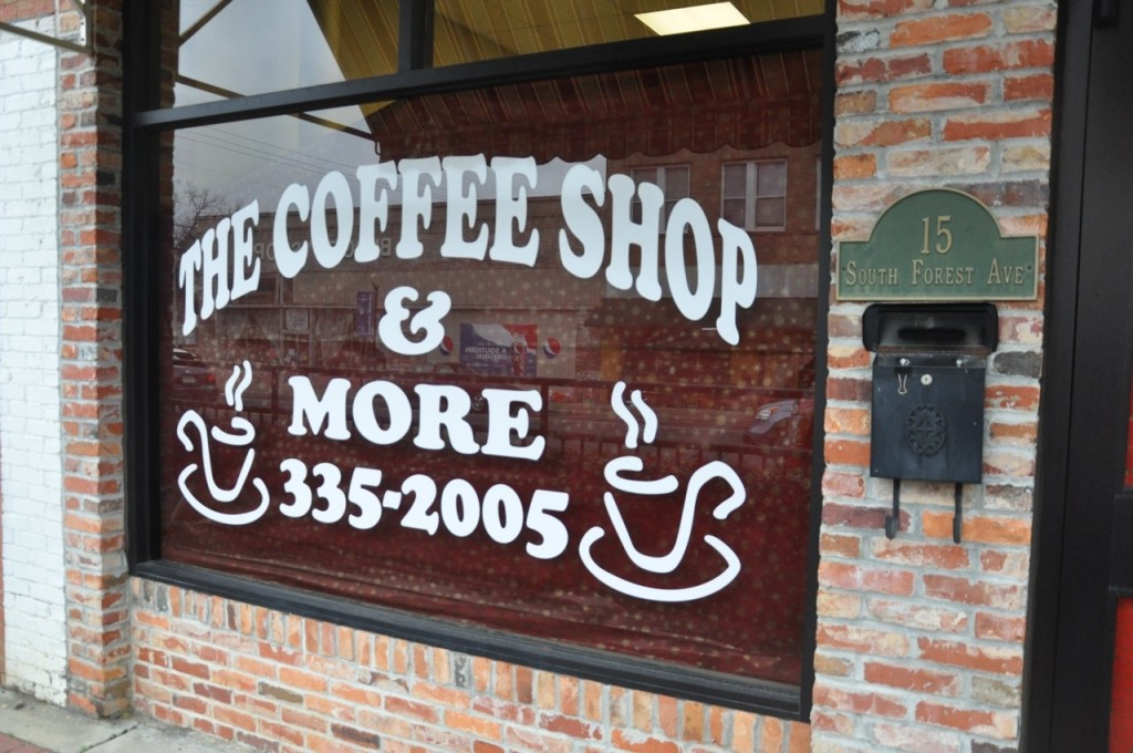 When Brenda Wells first entertained the idea of opening a coffee shop in Luverne, she never dreamed that she would one day have guests who had traveled all the way from Italy and even Germany come through her doors.
