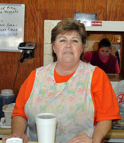 After more than two decades owning and operating Court Square Café, Patty Powell is retiring and plans to use her new-found free time to travel around the U.S. (File Photo)