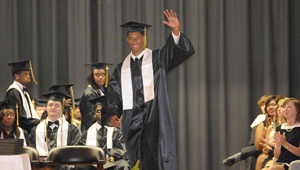 The graduation rate for the Butler County School System has improved from 66 percent to 83 percent. (File Photo)