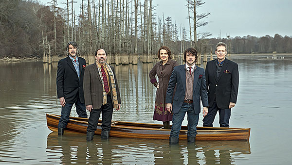 Grammy-nominated bluegrass band The Steeldrivers will cap the Greenville Area Arts Council's 34th season with a performance Friday night at the Ritz Theatre. (Courtesy Photo)