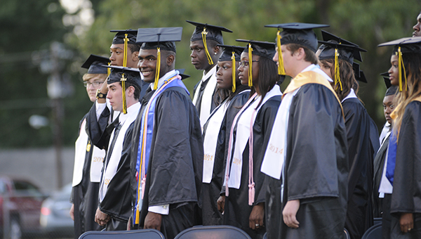 Greenville High School's graduation ceremony will be held at Tiger Stadium, as originally planned, according to a statement released by the Butler County School System on Thursday. (File Photo)