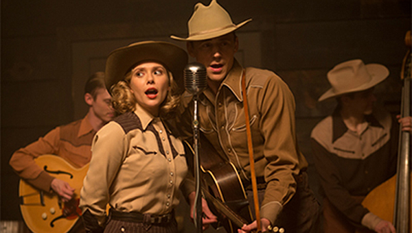 """Tom Hiddleston stars as country music legend Hank Williams, Sr. in """"I Saw the Light."""" (Courtesy Photo)"""