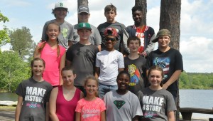 BHS sixth grade honor students.