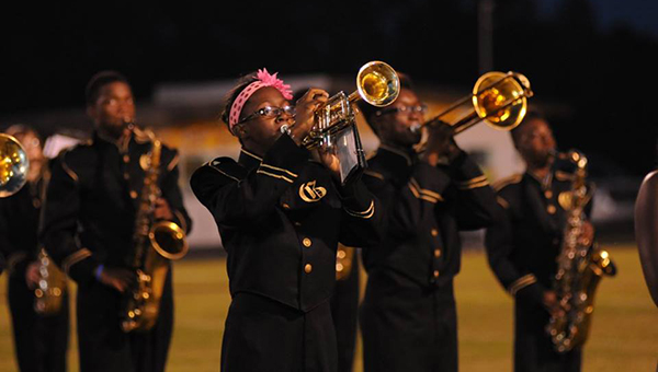 Greenville High School has been selected to receive a GRAMMY Signature Schools Community Award. (File photo)