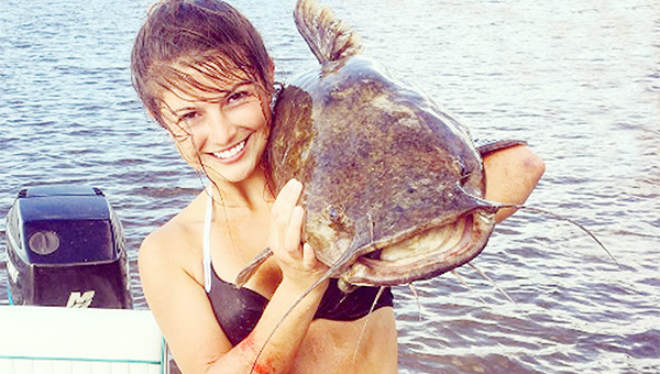 When Hannah Barron set out on her day of noodling, she never dreamed that she would become as virally famous as she is now. Barron is a former student of Brantley High School.