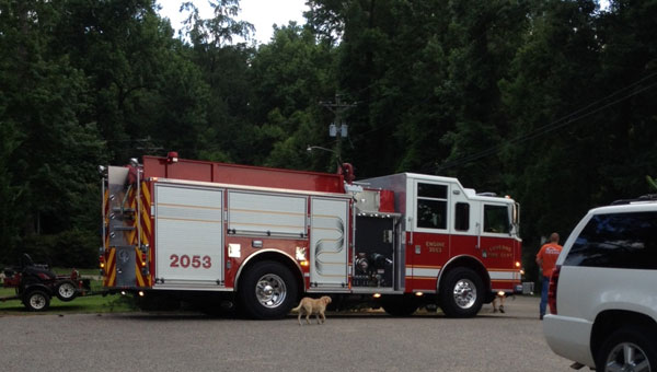 Recently, the Luverne Fire Department came to Lake Haven Assisted Living to perform drills on site for the senior residents.