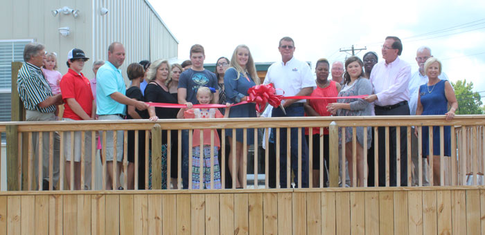 Angel Strickland has lived in Crenshaw County her whole life, and knew from a young age that she was meant to work with children. Lil' Explorers held a ribbon cutting event recently, and the establishment opened Aug. 8.