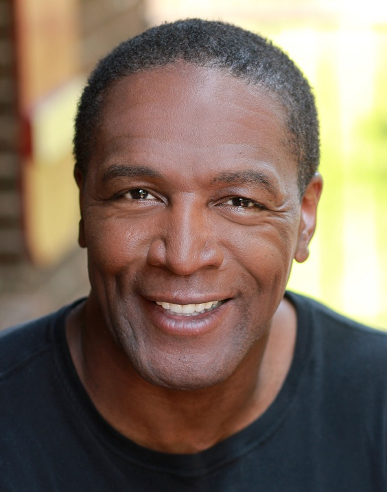 Darryl Booker spent many years of his youth in the Camellia City with his grandparents, but his blossoming acting career has taken him around the world.